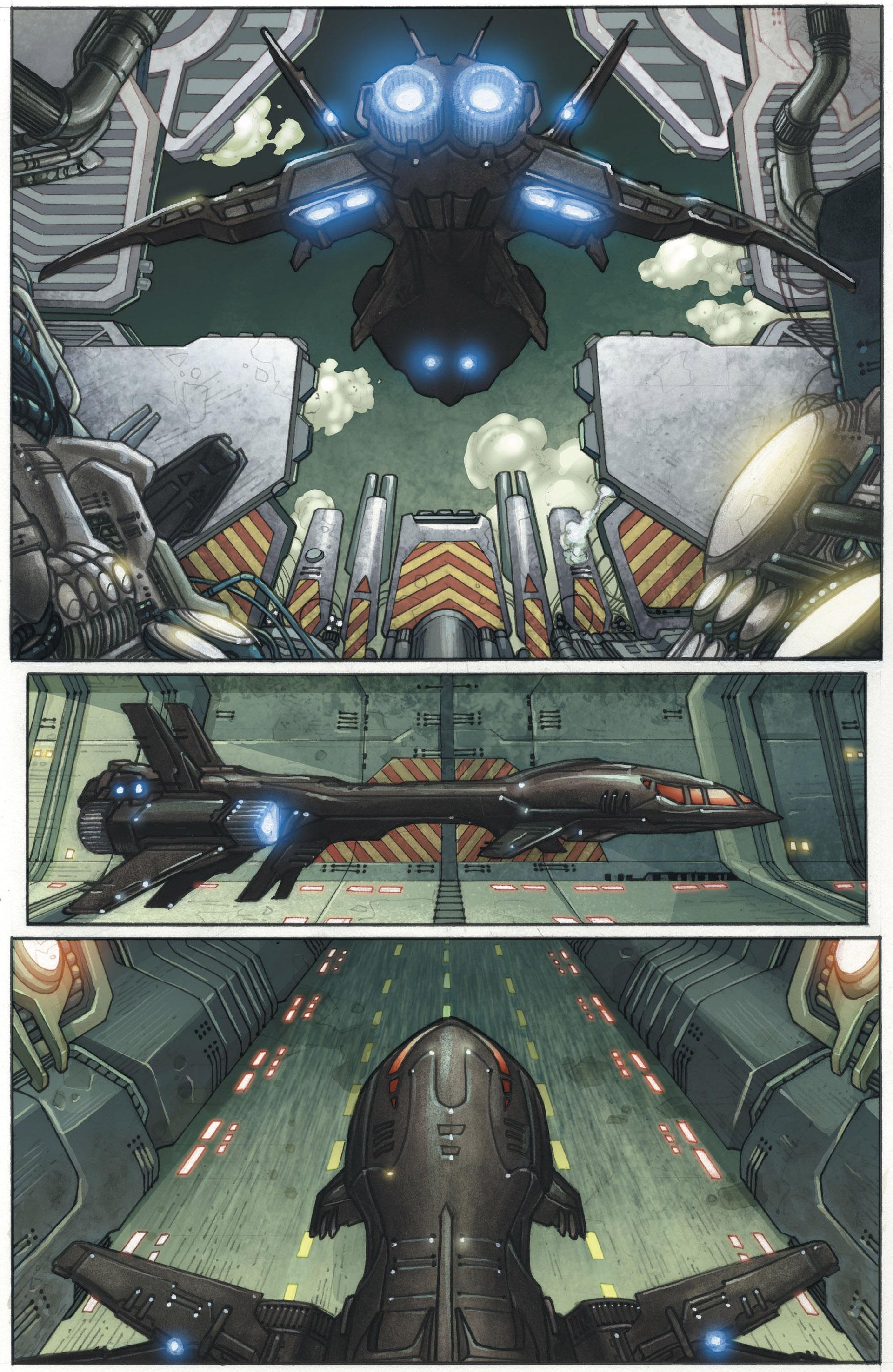 Read online Astonishing X-Men (2004) comic -  Issue #29 - 20