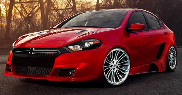 2018 Dodge Dart SRT Specifications, Redesign and Powertrain