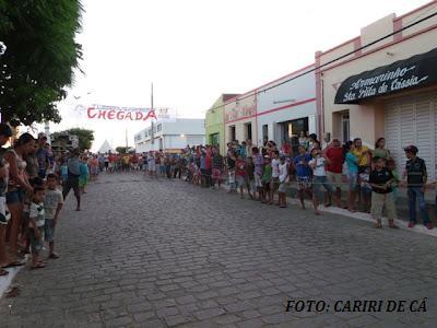 Festa do 18º Aniversário de Amparo foi um sucesso