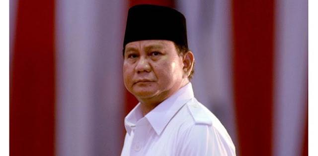 Gerindra Jangan Takut Prabowo Kalah Lagi