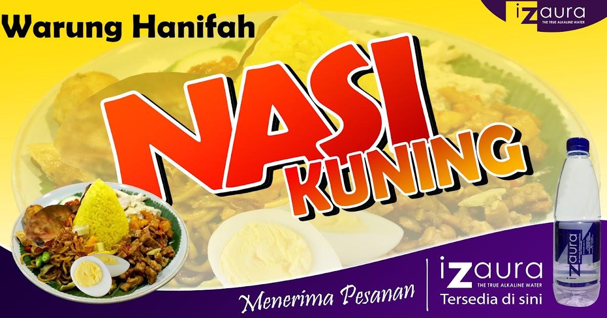 Makassar Photography: Spanduk Warung Nasi Kuning