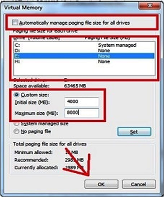 Cara Menambah RAM Laptop dengan Virtual Memory