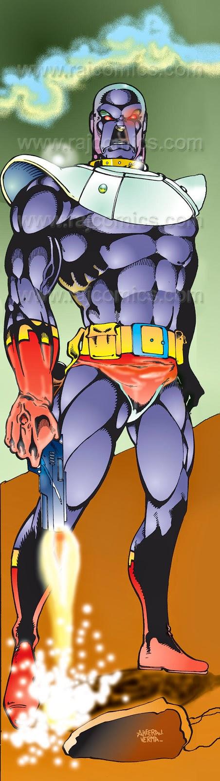 Doga Solo Raj Comics