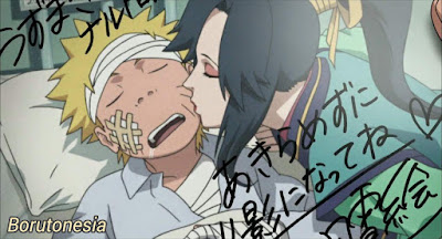 8 Karakter Yang Paling Sering Mencium Naruto, Siapa Saja Mereka?