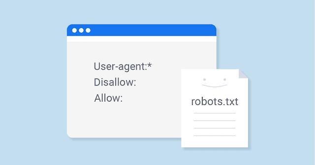 انشاء ملف روبوت robots.txt مخصص لمدونة بلوجر