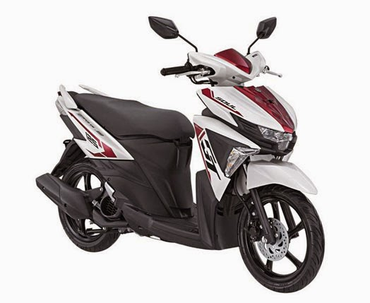 New Yamaha Soul GT Blue Core