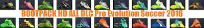 PES 2016 HD Bootpack All DLC (Nike, Adidas, New Balance, Puma) by AMF