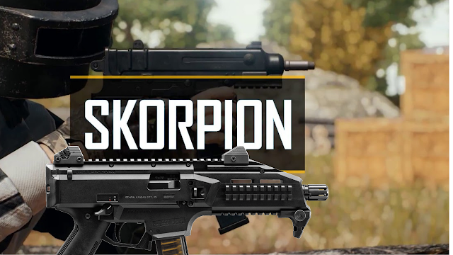PUBG Mobile Update SEASON 7 0.12.5  | New Weapon ''Skorpion' | EZ Mission License | Character beard | Parachute/Flight Trails.