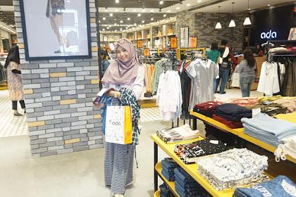 [Retail Review] Ada Fashion Store di Jogja City Mal