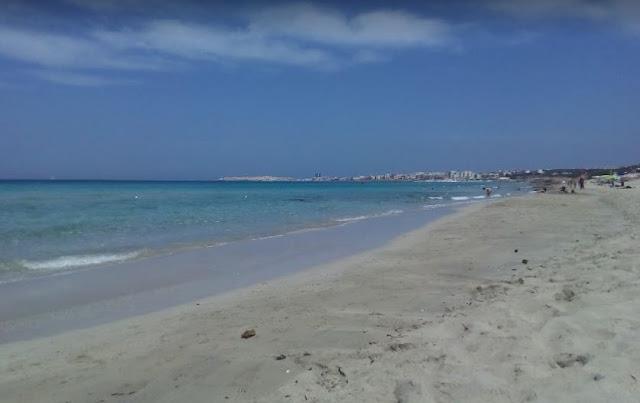 Spiaggia di Baia Verde Gallipoli
