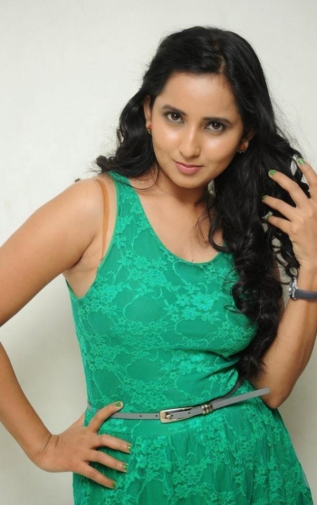 Ishika Singh Latest Stills At Antha Akkade Jarigindi Movie Audio Launch #Ishika