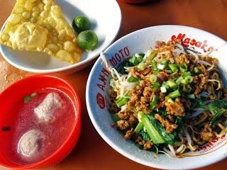 Resep Mie Ayam Bangka Paling Nikmat