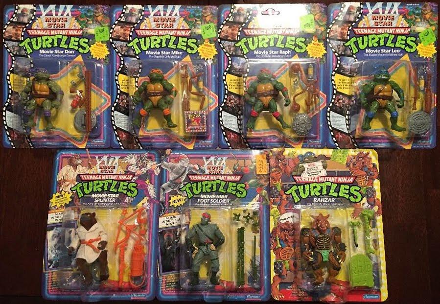 Muppet Stuff Throwback Thursday Teenage Mutant Ninja Turtles