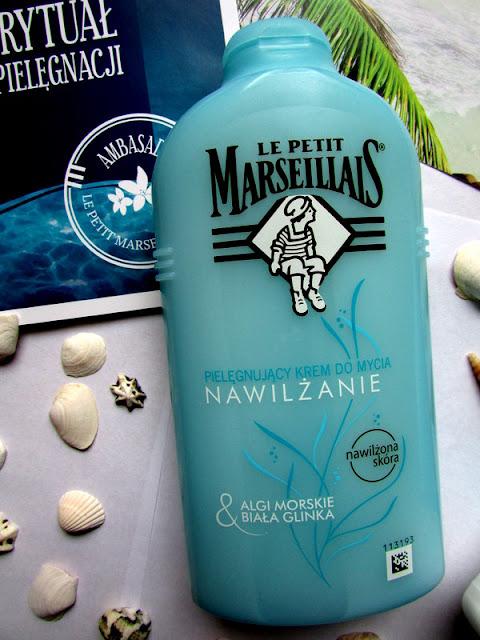 Morski Rytuał Pielęgnacji czyli nowa seria Le Petit Marseillais
