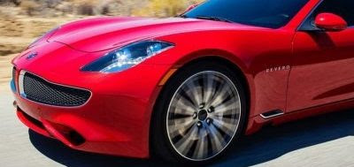 New 2017 Karma Revero close up shot Wallpaper HD