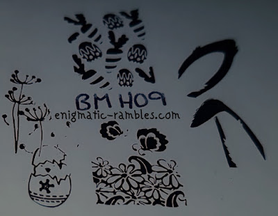 Review-Stamping-Plate-Bundle-Monster-Holiday-Collection-H09-BMH09
