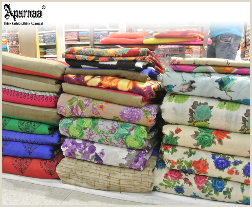 Aparnaa Fabric: Stay Cool In Summers With The Most ...