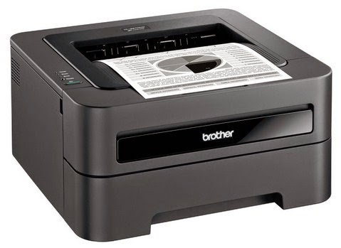 monochrome electrostatic printer with intrinsical wireless and local area network network Brother HL-2270DW Printer Drivers Download
