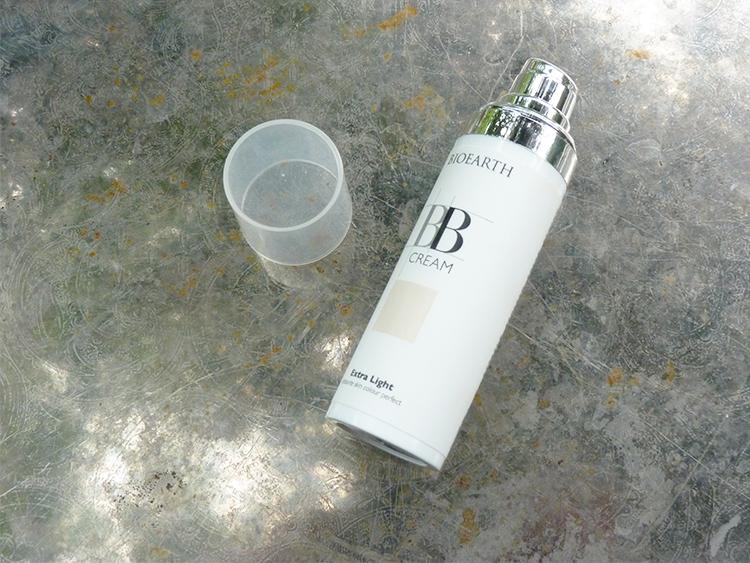 Bioearth BB Cream Extra Light