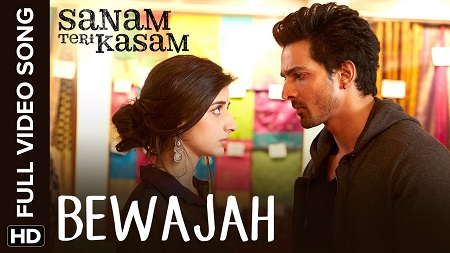 Bewajah Sanam Teri Kasam Harshvardhan Rane Latest Hindi Songs 2016 Mawra Hocane