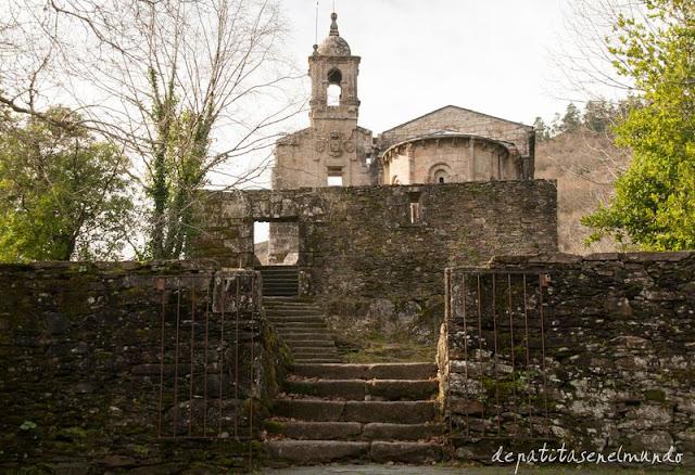 Monasterio Caaveiro Fragas del Eume