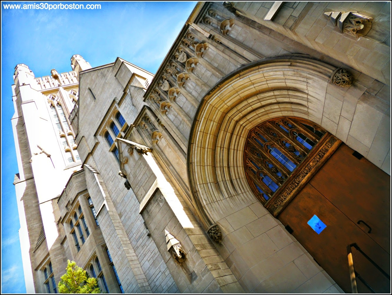 Universidad de Yale: Sheffield-Sterling-Strathcona