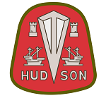 Logo Hudson Marca de Autos