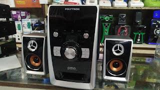 Harga Speaker Aktif Polytron PMA 9501 2018