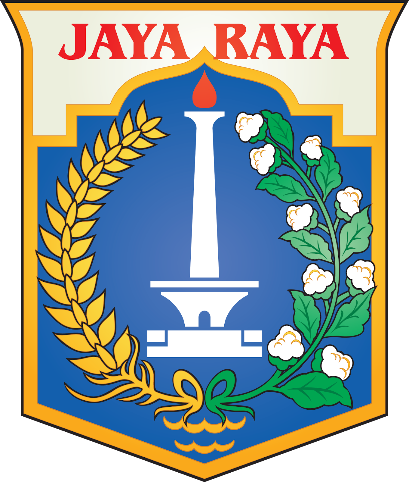 Logo Pemerintah Propinsi DKI Jakarta