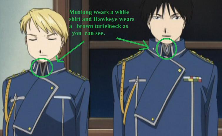 Fma Military Uniform 4