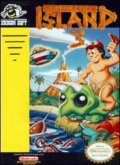 Adventure Island III NES