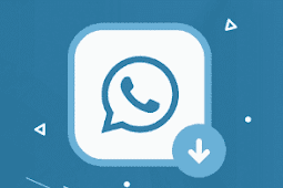 Download Aplikasi Whatsapp Warna Biru Versi Terbaru 2019