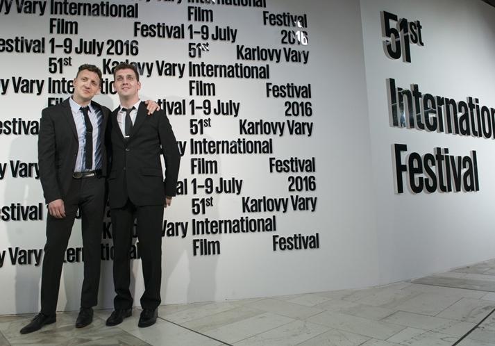 Los hermanos Klein en el KVIFF