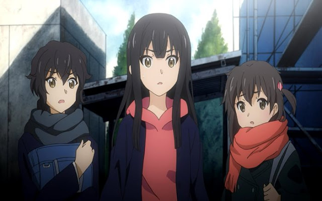 Anime Yang Menambah Seru Ditonton Spring 2014
