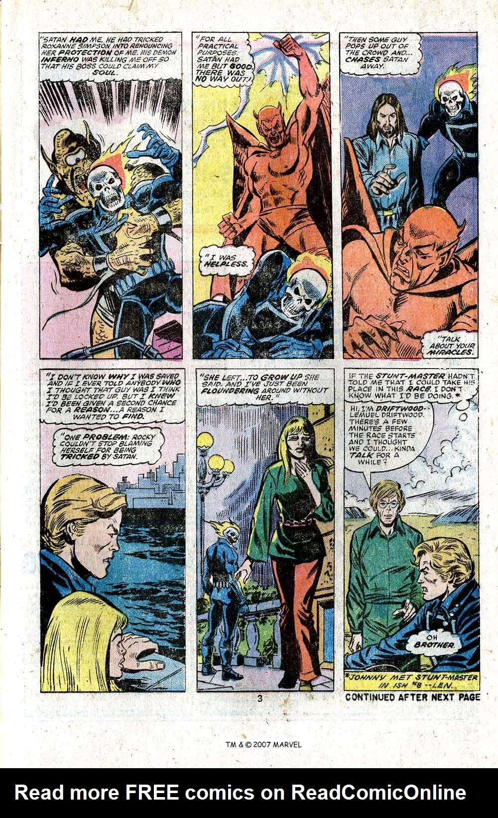 Ghost Rider (1973) Issue #11 #11 - English 5