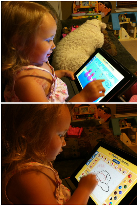 Homeschooling a Toddler ABCmouse Early Learning Academy