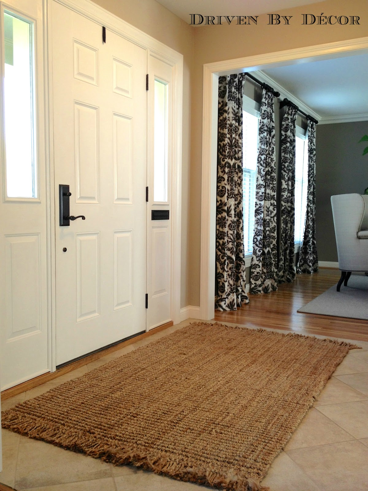 Foyer Rug Size : A great online source for inexpensive area rugs driven