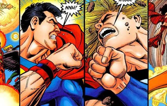 Superman vs Thor, Siapa yang Lebih Kuat?