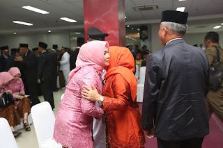 Wali Kota dan Wawali Tarakan Periode 2019-2024 Dilantik
