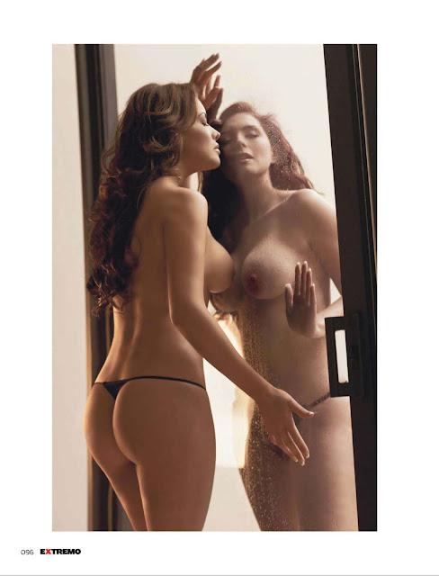 Lili Brillanti Anais Salazar desnuda H Extremo Marzo 2010-12
