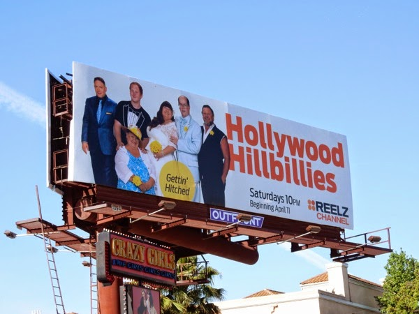 Hollywood Hillbillies season 2 billboard