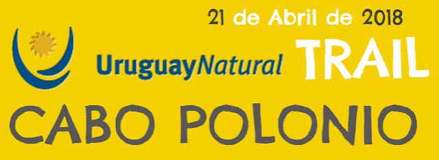 60k 42k 21k o 10k Uruguay Natural Trail Cabo Polonio (Rocha, 21/abr/2018)