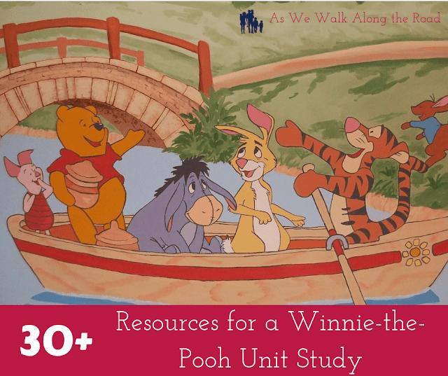 Winnie-the-Pooh unit study resources