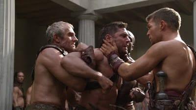 Spartacus (La venganza) - Capitulo 03 - Temporada 2 - Español Latino