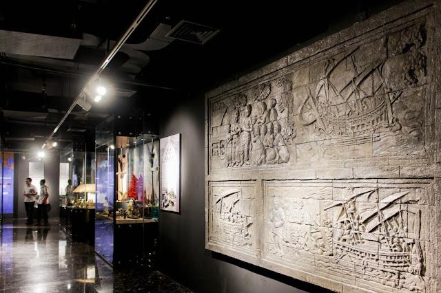 museum maritim indonesia jakarta utara
