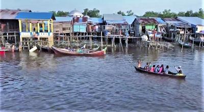 Menelisik Keindahan Wisata di Concong Luar Indragiri Hilir