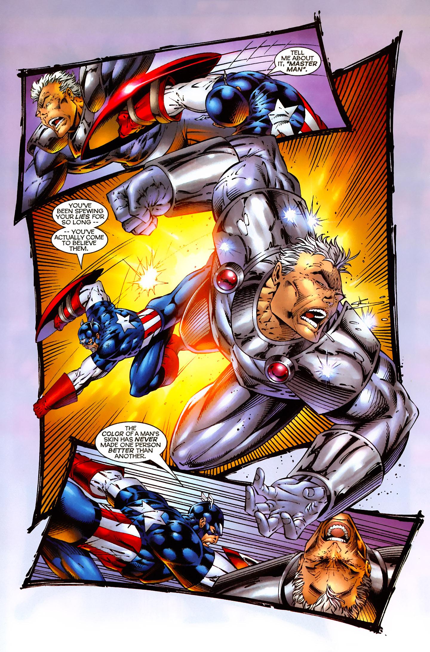 Captain America (1996) Issue #5 #5 - English 8