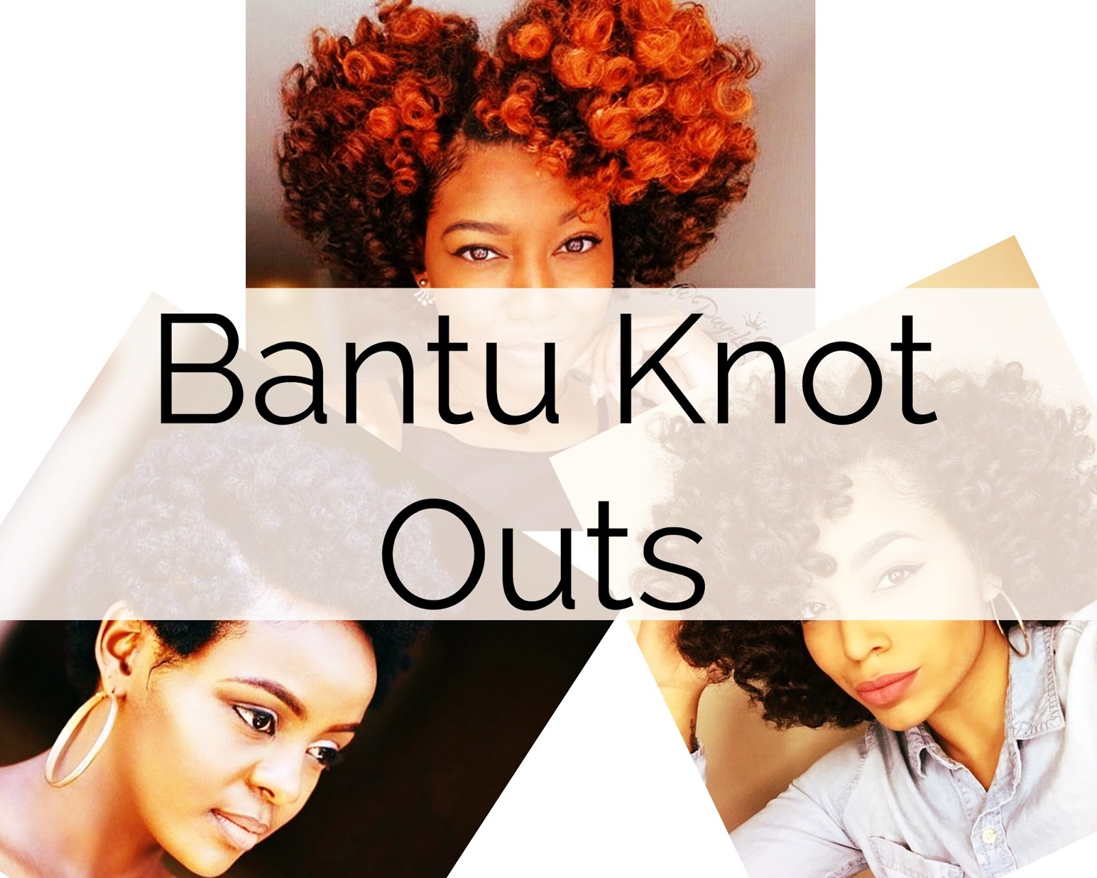 Check out the best transitioning hairstyles for natural hair newbies!