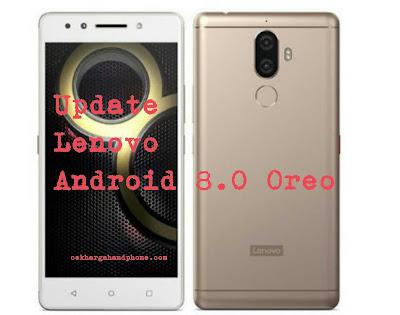 Daftar Smartphone Lenovo Yang Menikmati Update Android 8.0 Oreo