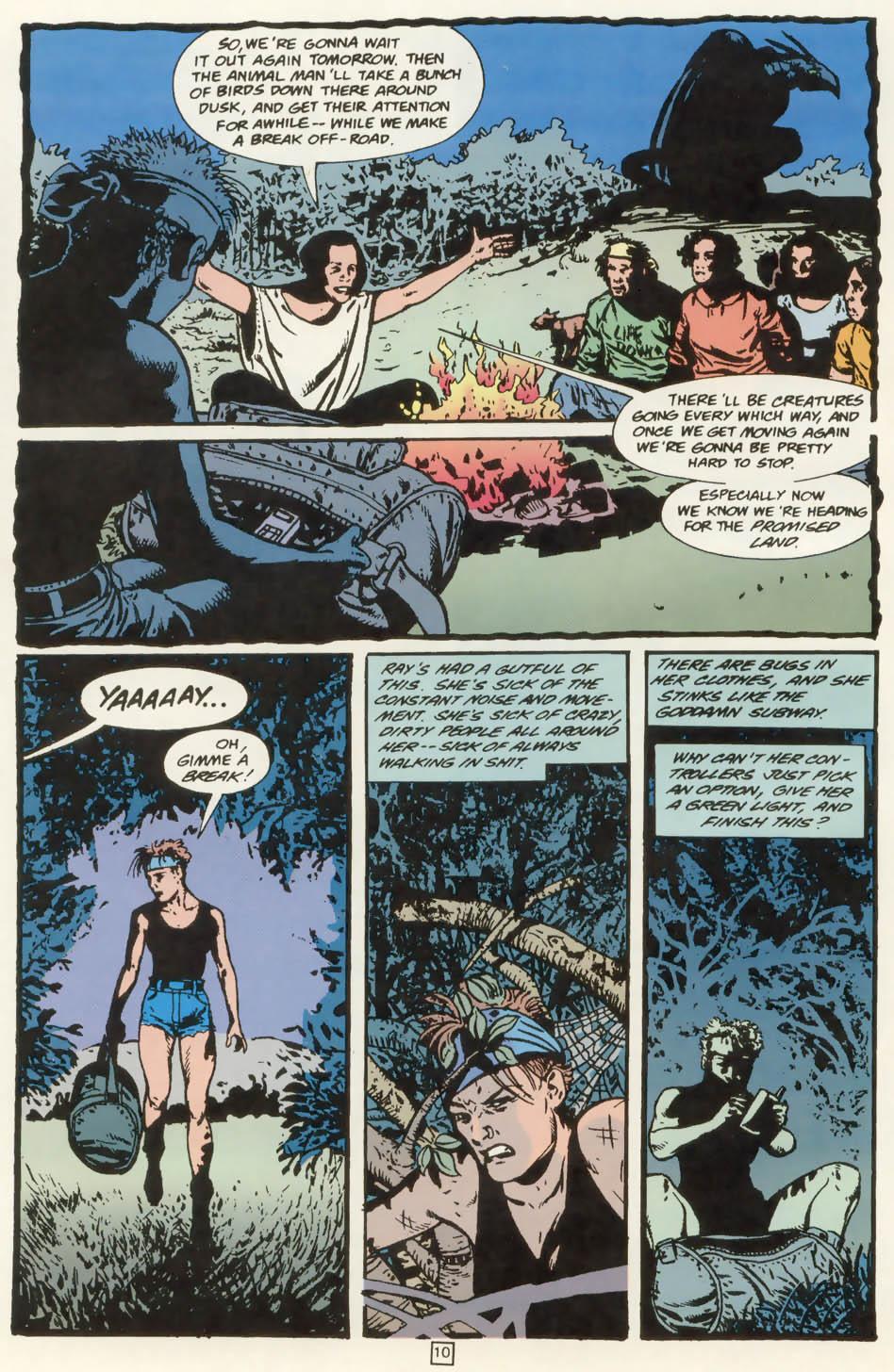 Read online Animal Man (1988) comic -  Issue #76 - 11